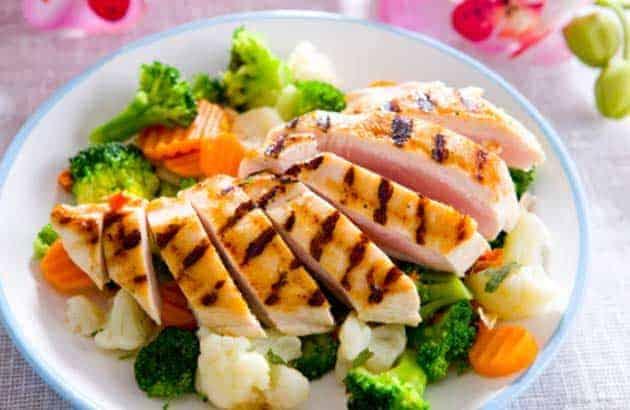 Fish and Veg Dinner