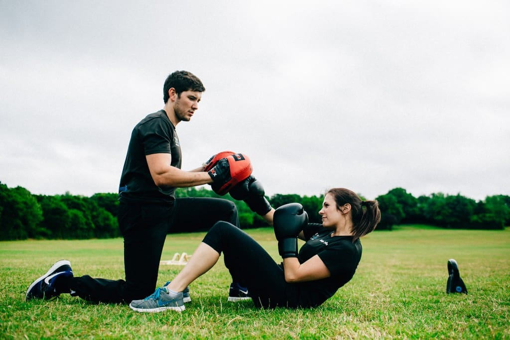Personal Training Session Essex